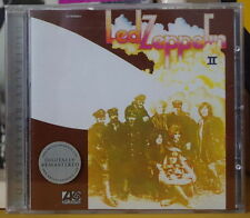 LED ZEPPELIN II DIGITALLY REMASTERED COMPACT DISC ATLANTIC RECORDS 1994