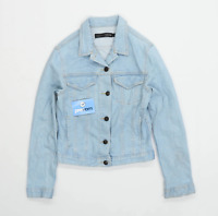 Skin & Thread Womens Size 8 Denim Blue Jacket