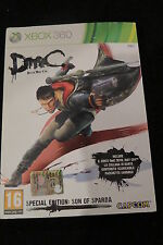 XBOX 360 : DEVIL MAY CRY : SPECIAL EDITION SON OF SPARDA - Nuovo, completo, ITA