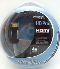 UltraLink Platinum HD Pro MK II HDMI Cable 4 meters