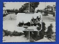 Multiview postcard, OLD MERROW, Guildford, Surrey. Horse & Groom Public House