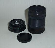 Industar-50-2 50mm f/3.5 Soviet Pankake Lens for M42 SLR cameras+bonus