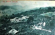 CARTE POSTALE ANCIENNE COLOMBO CEYLAN