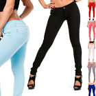 Miss ANNA Jeans Hosen Jeggings Treggings Skinny Röhrenhose slim in vielen Farben