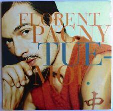 "FLORENT PAGNY - CD SINGLE PROMO ""TUE-MOI"""
