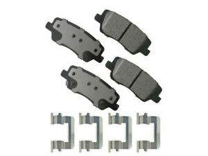 For 2014-2018 Cadillac CTS Brake Pad Set Rear Akebono 38248VP 2015 2016 2017