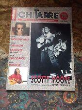RIVISTA CHITARRE NR 72 BUONO/OTTIMO!!SCOTTY MOORE