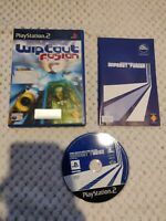 Wipeout Fusion Sony Playstation 2 PS2 PAL Game+ Free UK Delivery Complete