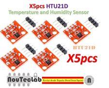 5pcs HTU21D Temperature and Humidity Sensor Module Temperature Sensor Breakout