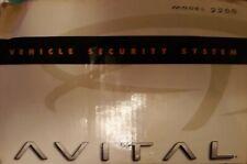 Avital 3100LX 3-Channel Keyless Entry Car Alarm