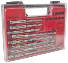 Am-Tech 8pc SDS Masonry Drill Set Storage Case Professional Fits SDS Plus -F0925