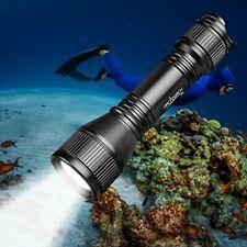 New listing ORCATORCH D550 Dive Light 1000 Lumens Scuba Torch Diving Light...