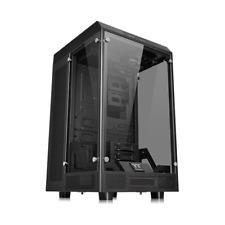 Thermaltake The Tower 900 Full Tower E-ATX schwarz mit 3 Sichtfenster