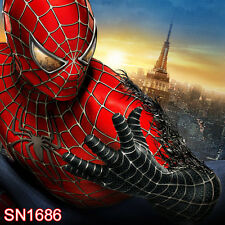 Spider-man super hero 10x10 FT PHOTO SCENIC BACKGROUND BACKDROP SN1686