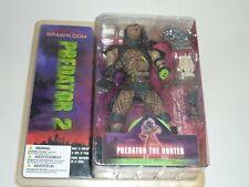 predator 2 the hunter figure mcfarlane toys 2004