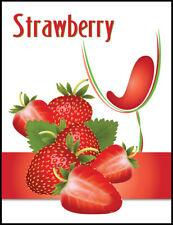 Island Mist Strawberry Wine Labels - 30