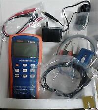 Handheld Lcr Inductance Capacitance Qzd Esr Deg Meter Test 100 10khz Usb Th2822a