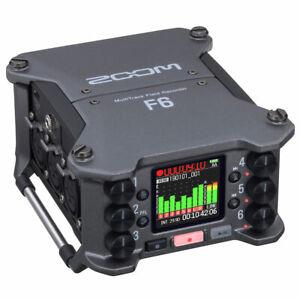 Zoom F6 Multirack-Field-Recorder Aufnahmegerät