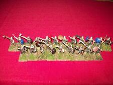 Wargames Atlantic  Dark Age Irish Warriors x6 1 sprue New PlasticFREE P/&P