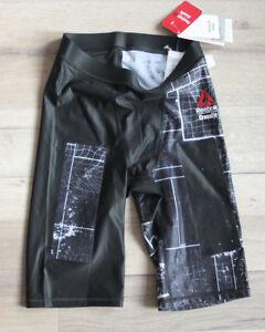 Reebok Crossfit Capri Pantalon GR. S 36 Neuf Sport Antimikrobial
