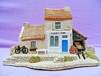 VINTAGE LILLIPUT LANE OLACEY'S STORE WITH ORIGINAL BOX DEEDS & PACKAGING PERFECT