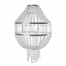 Contemporary Crystal Lampshades & Lightshades
