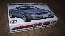 1/24 Tamiya Mercedes SLK kit #24189 Very Nice