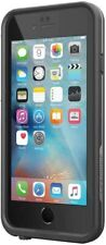 LifeProof FRE Series Waterproof Case iPhone 6s Plus & 6 Plus Black Easy Open Box