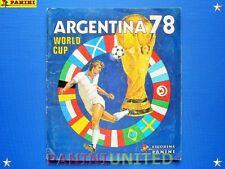 Panini★WM 1978 WorldCup 78 ARGENTINA WC 78★ ALBUM komplett/complete ★★★★★