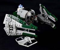Star Wars Lego 75168 Yodas Starfighter - custom display stand only