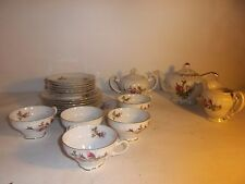 ROYAL ROSE CHINA LOT OF 21 PIECES