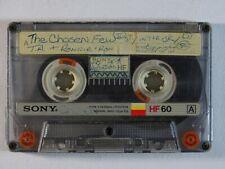 CHOSEN FEW Unreleased Song b/w RUN-DMC Live At Garden 1986 rap cassette