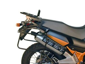 Hepco & Becker Seitenkofferträger festverschraubt für Kawasaki KLE 500 NEU!