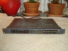 TOA 310D, Multi Output Digital Delay, Vintage Rack