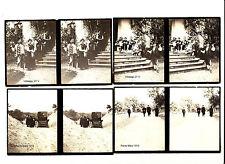 Stereofotografie,Autoreise v.Bayern n.Spanien1913,königl.Fam.,Bayern u.Spanien