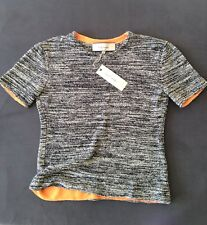 Designer PAUL SMITH Womens  Silk/Wool Mix  Jumper/Sweater/Top NEW rrp £325 MED