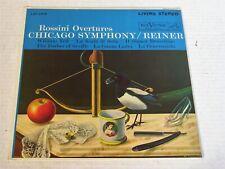 RCA LSC-2318-Reiner/CSO-Rossini Overtures-1959 US LP-SEALED!