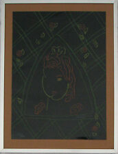 Paloma PICASSO (Vallauris 1949) splendida Litografia cm 70x50 Esemplare 172/200