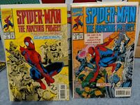 Spider-Man: The Arachnis Project #1 & 3