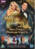 Strictly Come Dancing - Tess & Craig's Christmas Night In [DVD] New and Sealed