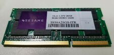 8gb DDR3L Sesame 1.35V PC3L ram memory for lapto with Samsung chips - so-dimm