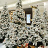 DIY Snow Artificial Simulation Snowflake Fake Christmas Decorations NJUK