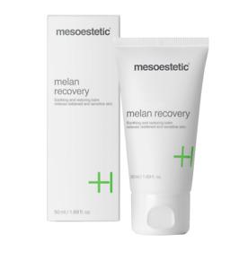 Mesoestetic Melan Recovery Soothing Calming Heal Melasma Moisturizer Cosmelan