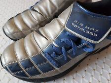 NIKE AIR MAX TOTAL 365 / RAR gebraucht / Vintage / silber-blau / Gr.45 / selten