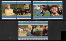 SAMOA SG1007/12 1997 GOLDEN WEDDING MNH