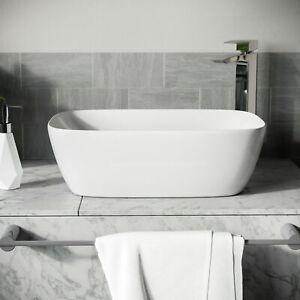 Bathroom Vanities Basin Sink Hand Wash Counter Top Wall Mounted Hung Ceramic