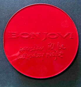 Bon Jovi ‎Maxi CD Someday I'll Be Saturday Night - LTD - Holland (EX/EX+)