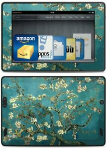 All New Kindle Fire HD Decal/Skin Kit, Blossoming Almond Tree, Van Gogh