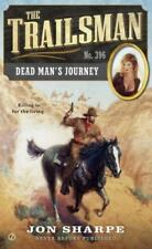 The Trailsman #396: Dead Man's Journey-ExLibrary