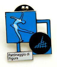 Pin Spilla Olimpiadi Torino 2006 - Pittogrammi Pattinaggio Di Figura